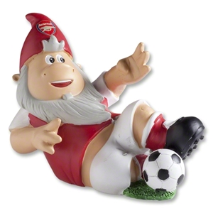 Arsenal Slide Tackle Mini Gnome