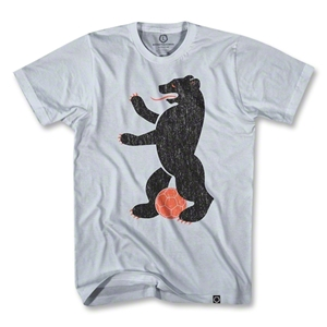 Berlin Bear Soccer Ball T-Shirt