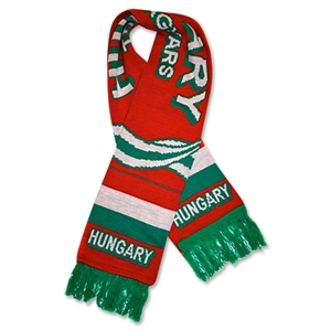 Hungary 2012 Team Fan Scarf