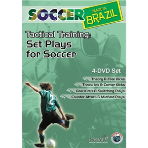 Set of Plays for Soccer DVD