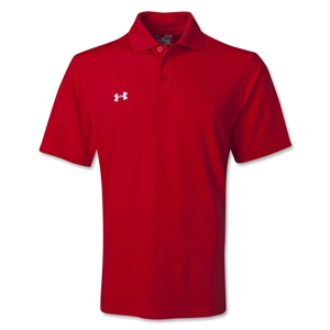 Under Armour Performance Team Polo (Red)