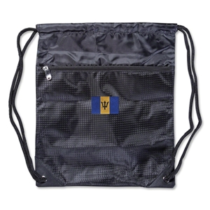 Barbados Flag Sackpack
