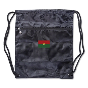 Burkina Faso Flag Sackpack