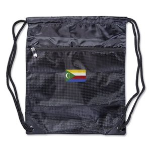 Comoros Flag Sackpack