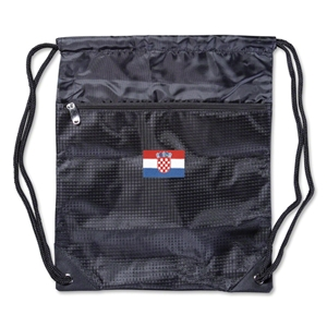 Croatia Flag Sackpack