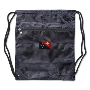 Papau New Guinea Crest Sackpack