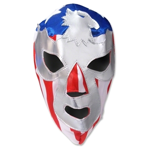 USA Lucha Libre Mask