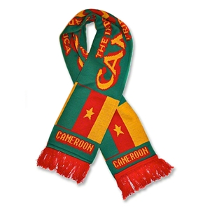CameroonTeam Fan Scarf