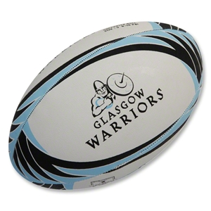 Gilbert Glasgow Supporter Rugby Ball