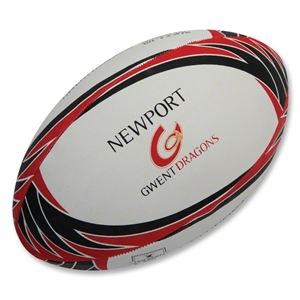 Gilbert Dragons Supporter Rugby Ball