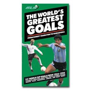 The World's Greatest Goals Soccer DVD