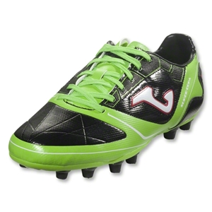 Joma Super Copa Junior FG (Black/Fluo Lime)