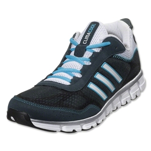 adidas CC Aerate Women's Running Shoe (Tech Onix/Metallic Silver)