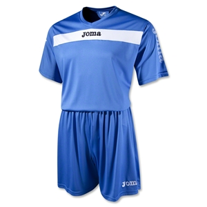 Joma Academy Short Sleeve Soccer Kit (Royal)