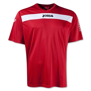 Joma Academy Short Sleeve Soccer Kit (Red)