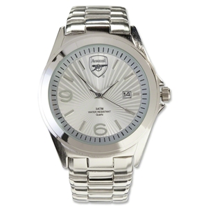 Arsenal Alloy Analog Watch w/ Date