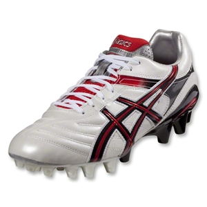 Asics Lethal Tigreor 5 (White/Red/Black)