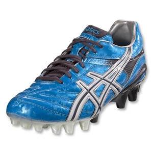 Asics Lethal Tigreor 5 (Electric Blue/White/Graphic)