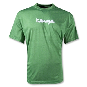 Kenya Supporter T-Shirt (Green)