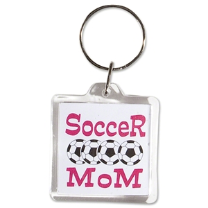 Soccer Mom Key Ring