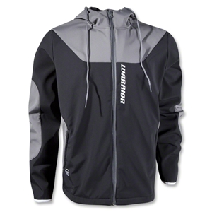 Warrior Softshell Hooded Jacket (Black)