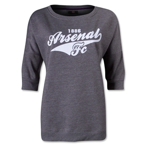 Arsenal Women's Bardot Sweatshirt