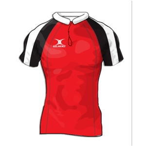 Gilbert Imperius Premier Custom Jersey (Red- Set of 22)