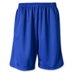 Zip Pocket Coach's Short (Royal)