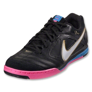 Nike5 Gato Leather CR (Black/Blue Glow)