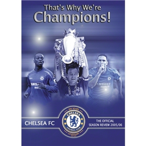 Chelsea That's Why We're Champions