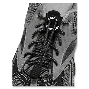 Lock Laces (Black)