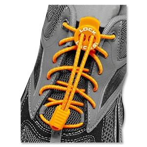Lock Laces (Orange)