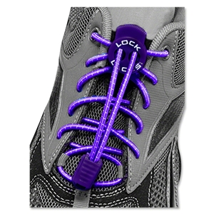 Lock Laces (Purple)