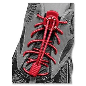 Lock Laces (Red)