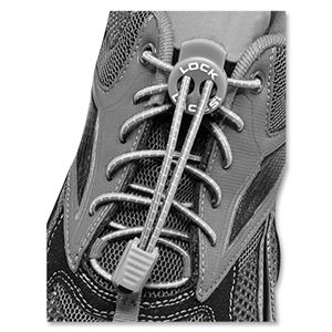 Lock Laces (Gray)