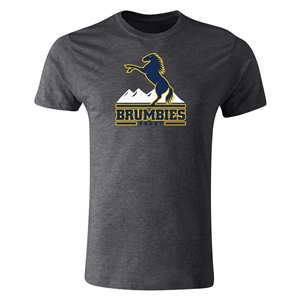 Brumbies Premier Supporter T-Shirt (Dk Gray)