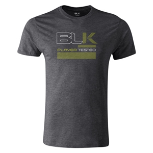 BLK Player Tested Premier Supporter T-Shirt (Dark Gray)