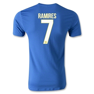 Chelsea RAMIRES Player Fashion T-Shirt