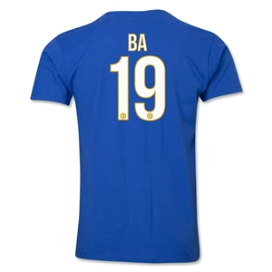 Chelsea Ba Player T-Shirt (Royal)