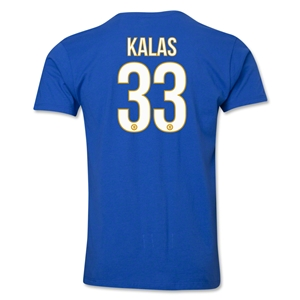 Chelsea Kalas Player T-Shirt (Royal)
