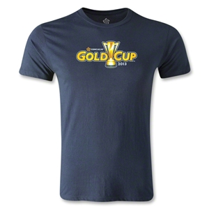 CONCACAF Gold Cup 2013 Men's Fashion T-Shirt (Navy)