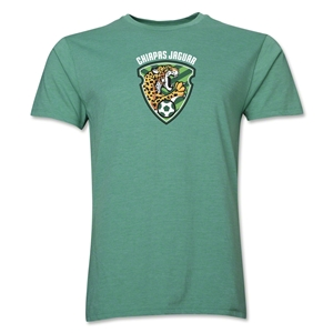 Jaguares de Chiapas Men's Fashion T-Shirt (Heather Green)