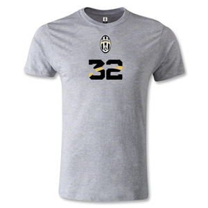 Juventus #32 T-Shirt (Gray)