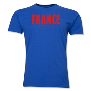 France Powered by Passion T-Shirt (Royal)