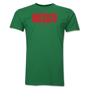 Mexico Powered by Passion T-Shirt (Green)