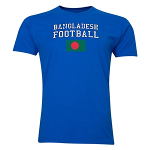 Bangladesh Football T-Shirt (Royal)