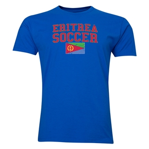 Eritrea Soccer T-Shirt (Royal)
