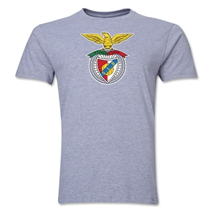 Benfica Fashion Soccer T-Shirt (Grey)