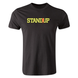 StandUp Black T-Shirt
