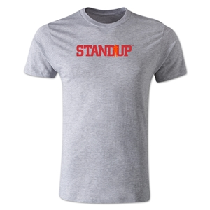 StandUp Grey T-Shirt